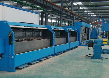 Chine Doubles lignes 2 machine multi de tréfilage de fil pour la machine de panne de Rod usine